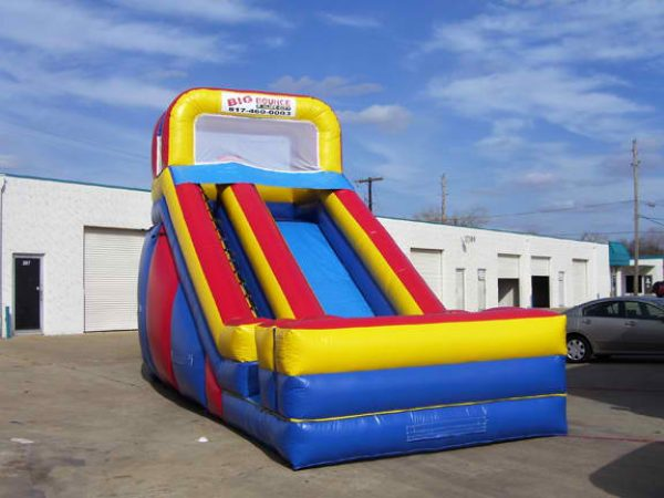 18 Ft W D Bounce Slide City